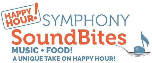 Happy Hour! Symphony Soundbites logo