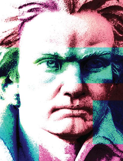 Iconic-Beethoven