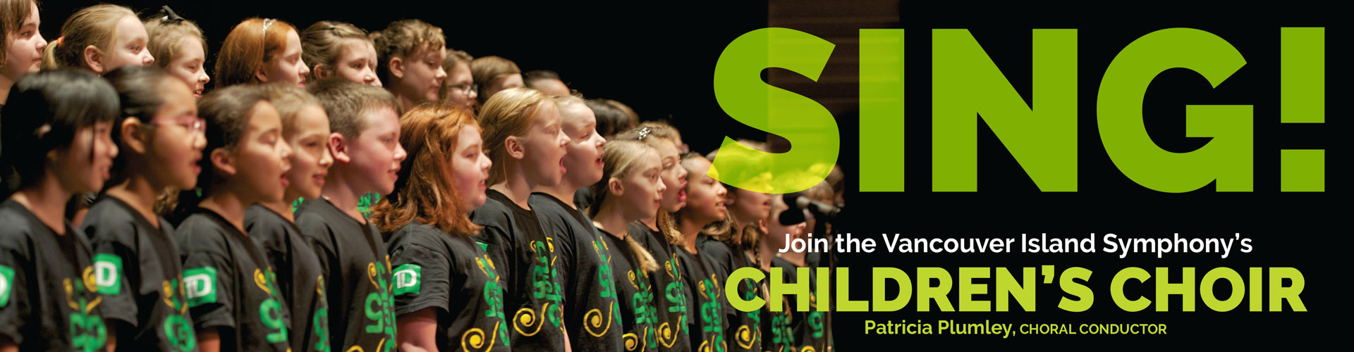 Vancouver Island Children's Choir