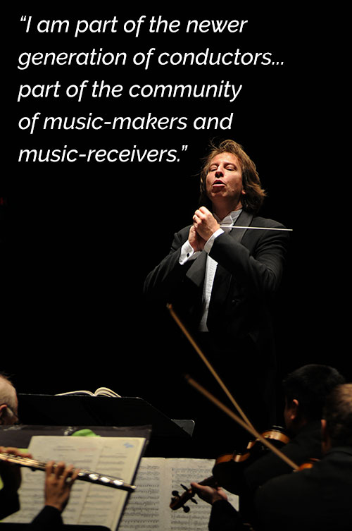Pierre Simard Conducting